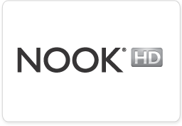 NOOK HD Logo
