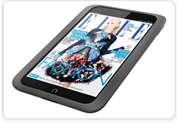 Magazines on NOOK HD
