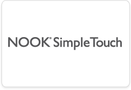 NOOK Simple Touch Logo