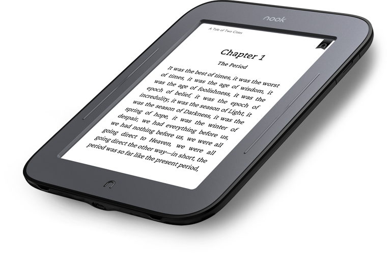 Nook E-lnk Reader